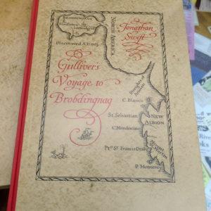 Voyage to Brobdingnag front cover