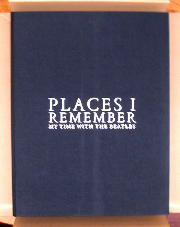 Places I Remember binding