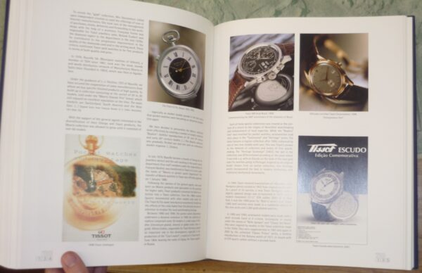 Tissot pages