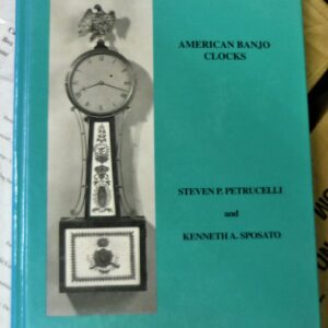American Banjo Clocks front cover