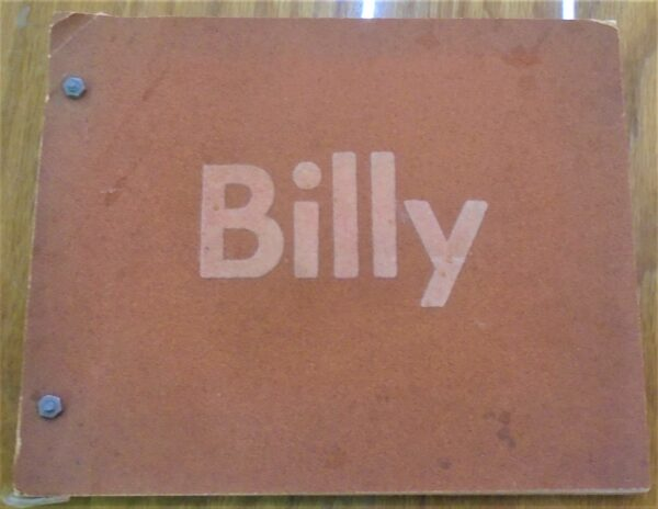 Billy Al Bengston front cover