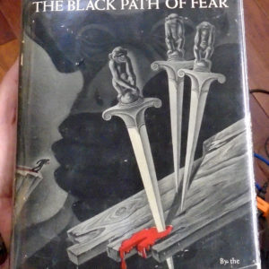 Black Path of Fear jacket front