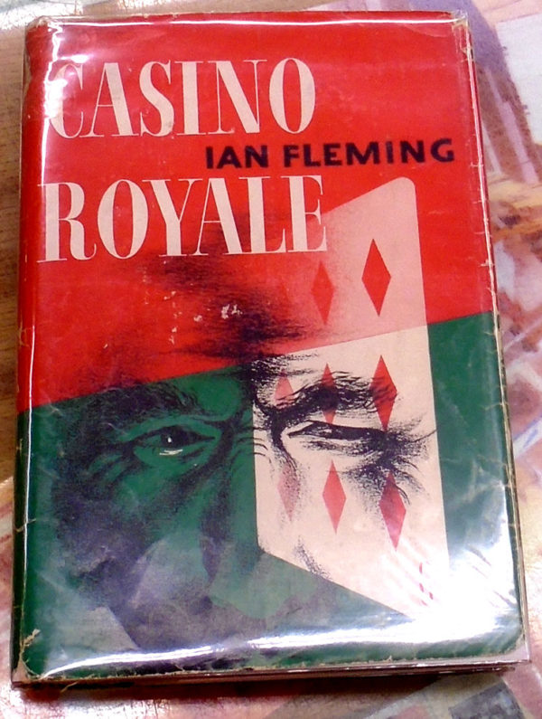 Casino Royale jacket front