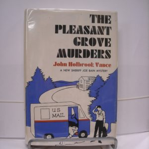 Pleasant Grove Murders front cover