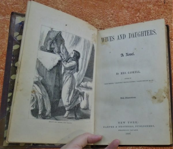 Wives and Daughters title page