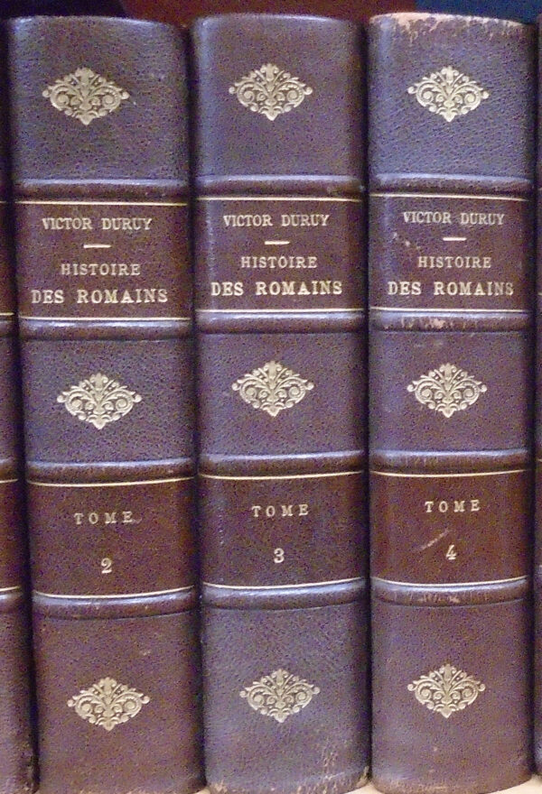 Histoire des Romains set