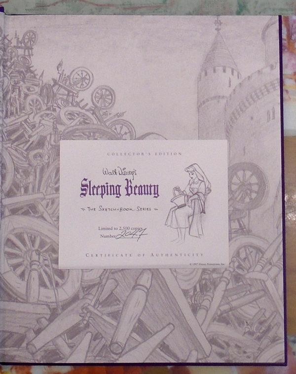 Sleeping Beauty limitation page