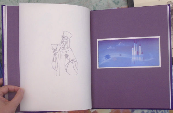 Sleeping Beauty interior pages