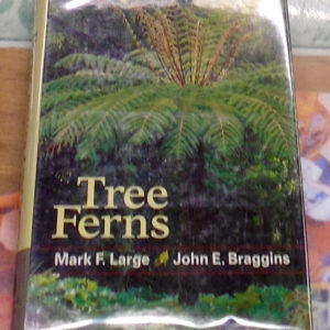 Tree Ferns front cover