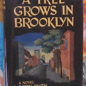 A Tree Grows in Brooklyn facsimile jacket
