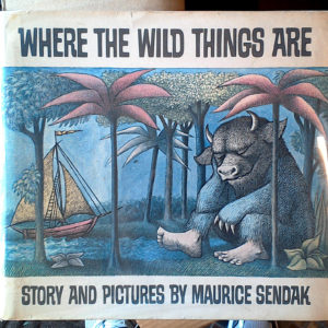 Where the Wild Things Are jacket front