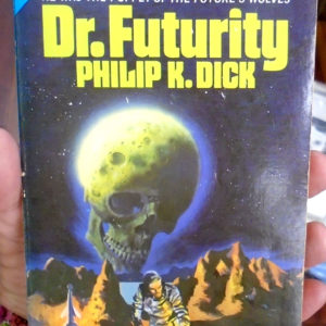 Dr. Futurity cover