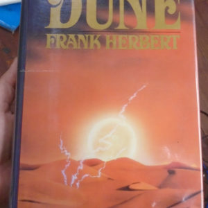 Dune jacket front