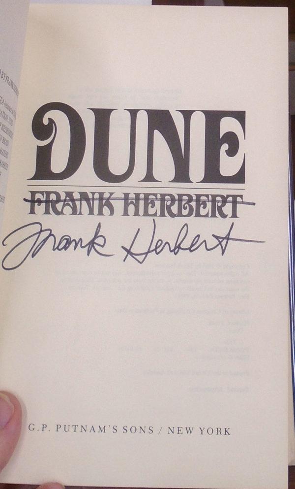 Dune signature