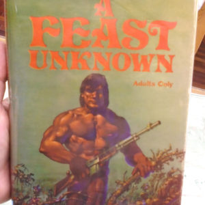 A Feast Unknown jacket front