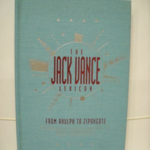 Jack Vance Lexicon front cover