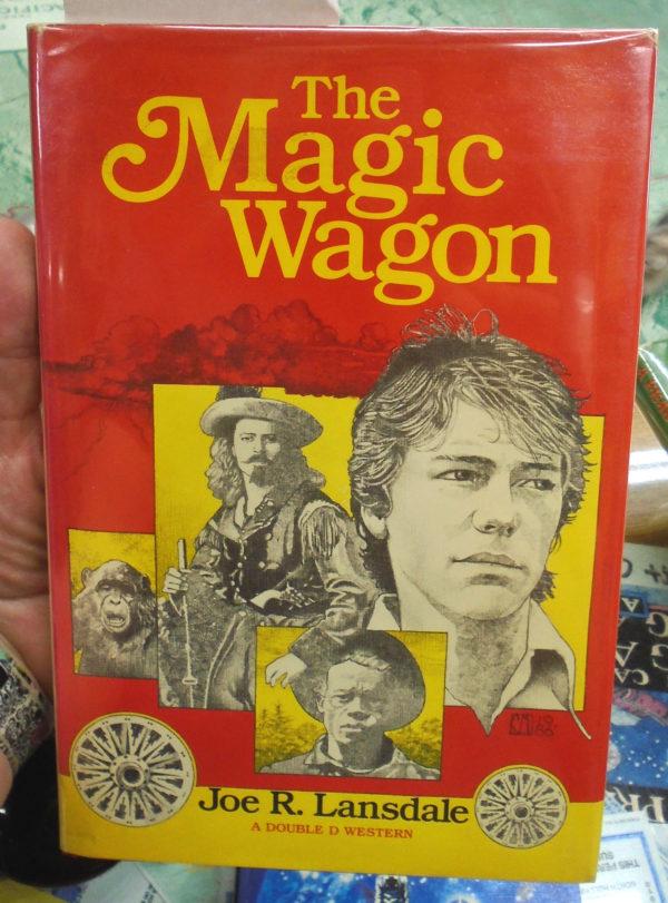Magic Wagon jacket front