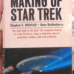 The Making of Star Trek front cover