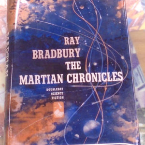 Martian Chronicles facsimile jacket