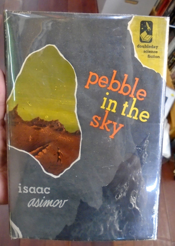Pebble in the Sky jacket front