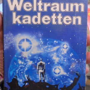 Weltraumkadetten front cover