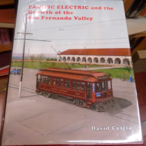 Pacific Electric front cover