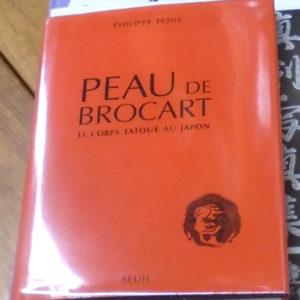 Peau de Brocart front cover