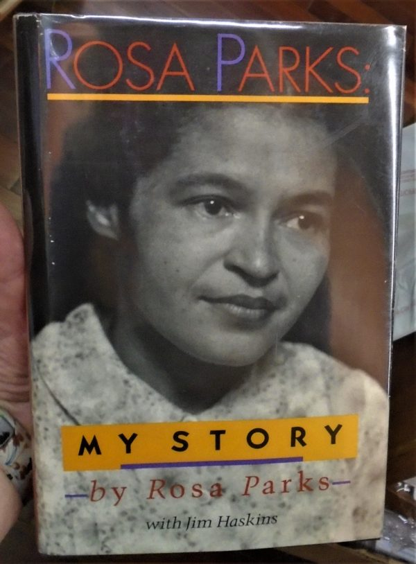 Rosa Parks front cover