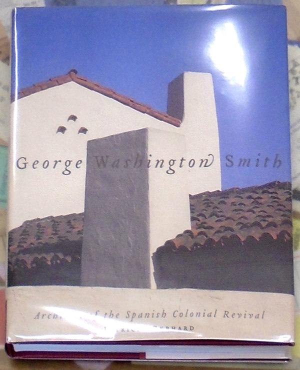 George Washington Smith jacket cover