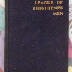 League of Frightened Men front cover