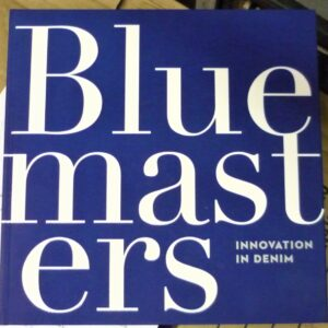 Bluemasters front cover