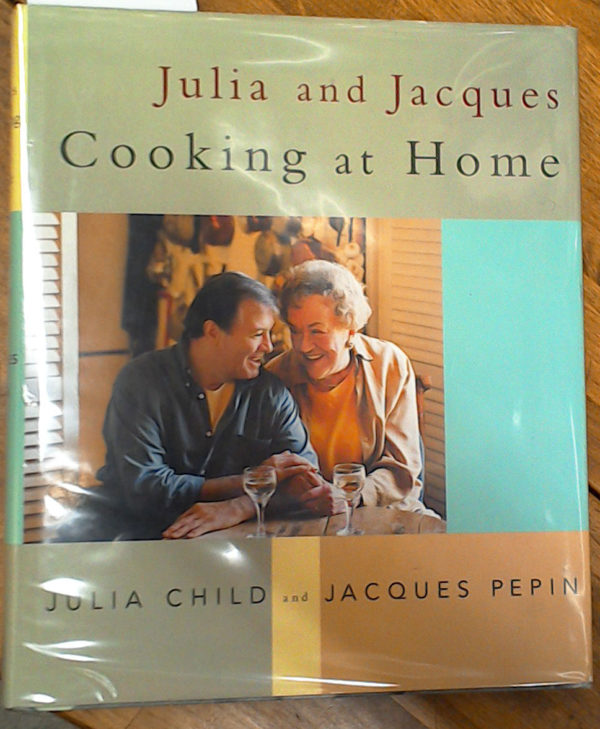 Julia and Jacques front cover