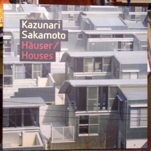 Kazunari Sakamoto front cover