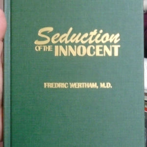 Seduction of the Innocent front cover