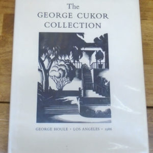 George Cukor Collection front cover