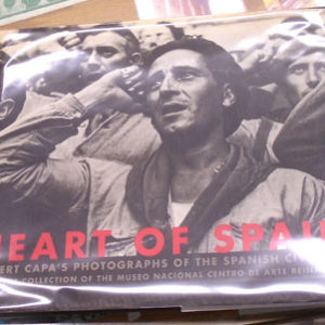 Heart of Spain jacket front cover