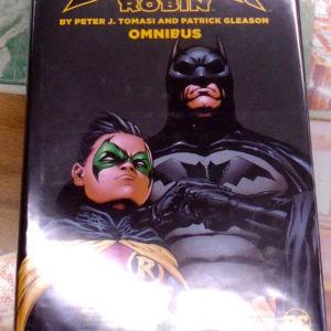 Batman and Robin jacket front