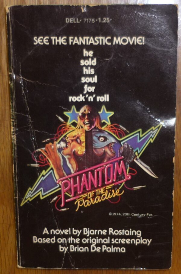 Phantom of the Paradise front