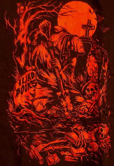 Iliads 2013 Halloween shirt