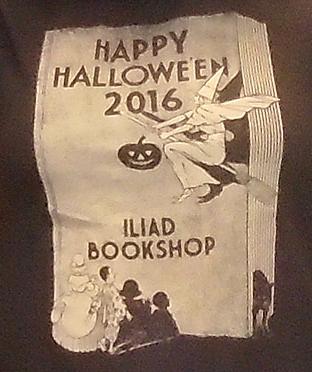 Iliads 2016 Halloween shirt