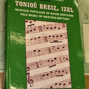 Toniou Breiz-Izel front cover