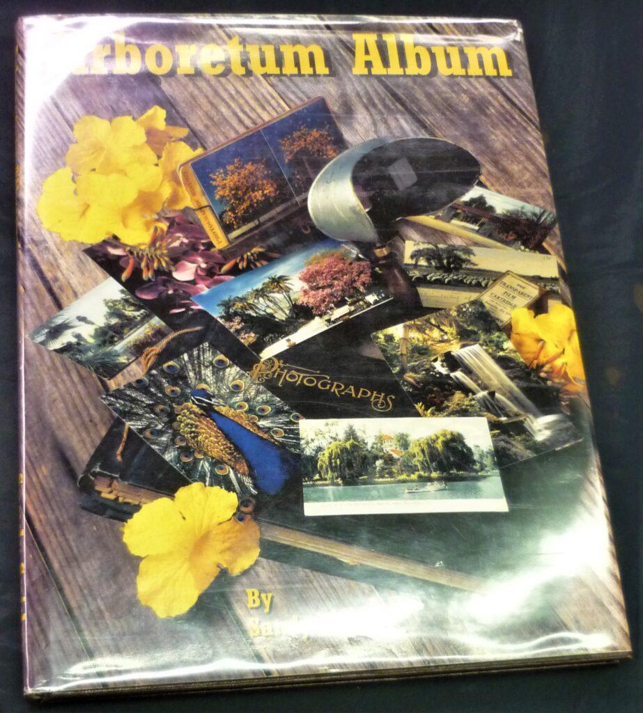Arboretum Album jacket front