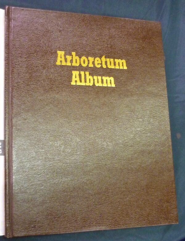 Arboretum Album binding
