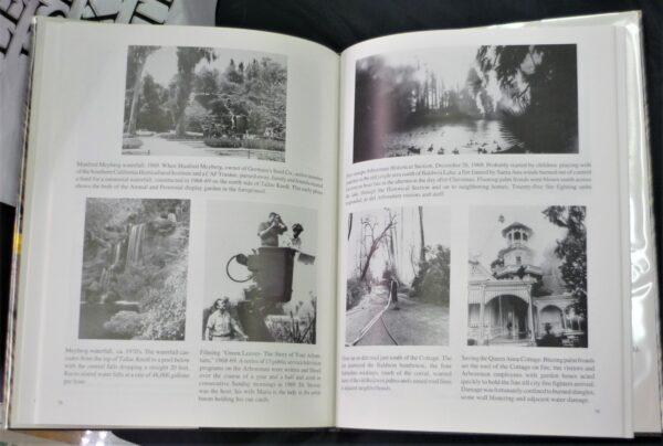 Arboretum Album pages