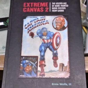 Extreme Canvas 2 front cover