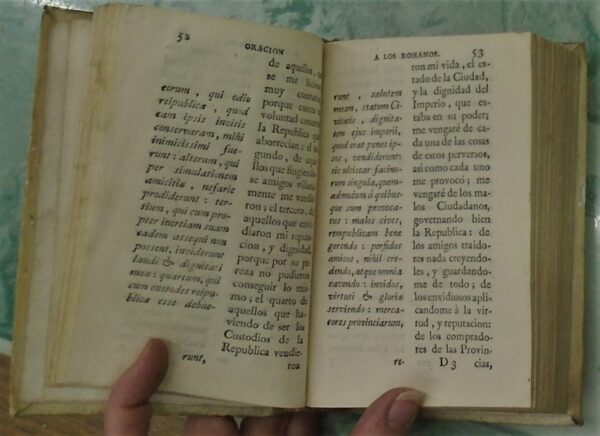Cicero interior pages