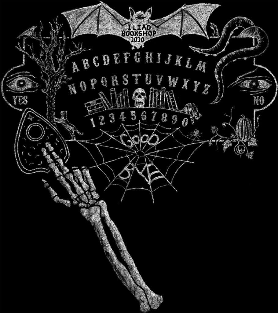 Iliad's 2020 Halloween shirt