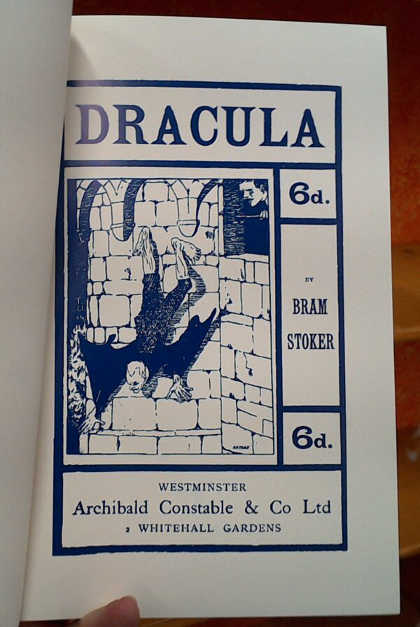 Cover of 1901 Dracula