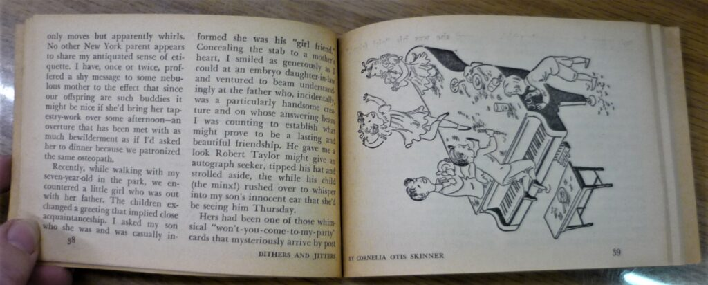 Pages from Dithers and Jitters