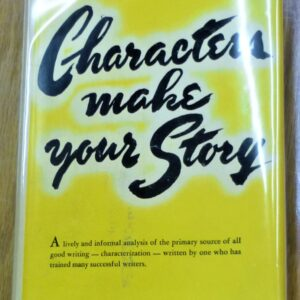 Characters Make Your Story front